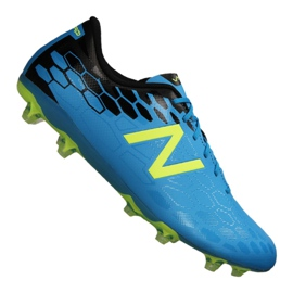 New Balance Uusi Balance Visaro 2.0 Control Fg M 614500-60_5 jalkapallokengät sininen sininen