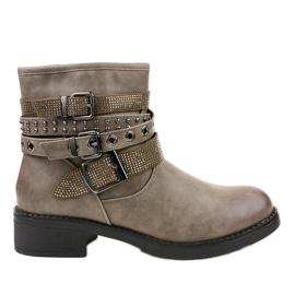 Khaki-kengät, joissa on 7365-PA-solki