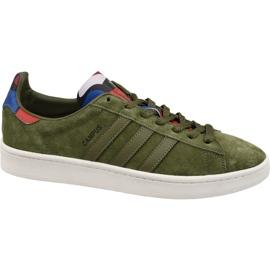 Adidas Campus M BB0077 kengät vihreä