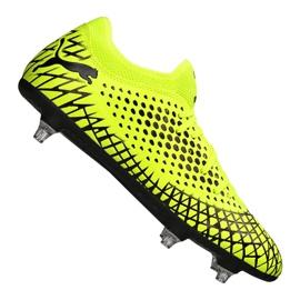 Puma Future 4.4 Sg Fg M 105687-02 jalkapallokengät keltainen keltainen