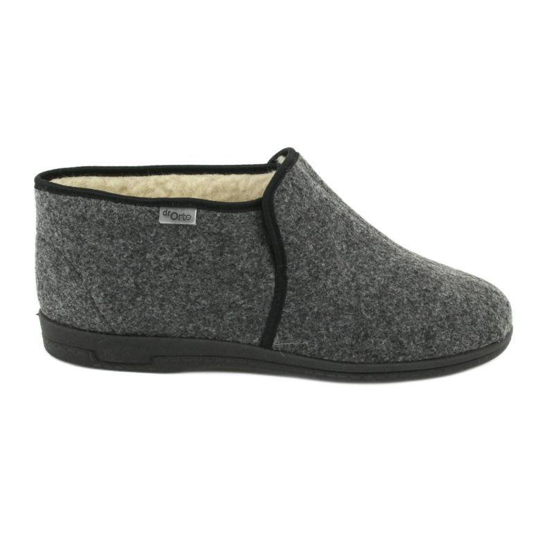 Befado miesten kengät 730M045 harmaa