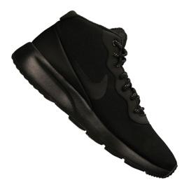 Nike Tanjun Chukka M 858655-001 kengät musta