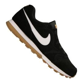 Nike Md Runner 2 Suede M AQ9211-001 kengät musta
