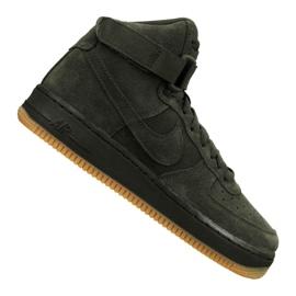 Nike Air Force 1 High Lv 8 Gs Jr 807617-300 kengät vihreä