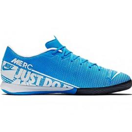 Nike Mercurial Vapor 13 Academy M Ic AT7993 414 jalkapallokengät sininen sininen