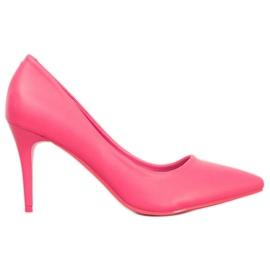 Kylie Vaaleanpunaiset pumput pinkki