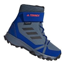 Adidas Terrex Snow Cf Cp Cw Jr G26579 kengät