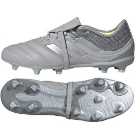 Adidas Copa Gloro 20.2 Fg M EF8361 jalkapallokengät harmaa