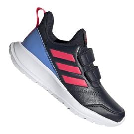 Adidas Jr AltaRun Cf Jr G27230 kengät musta