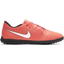 Nike Phantom Venom Club Tf M AO0579 810 jalkapallokengät oranssi