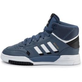 Adidas Originals Drop Step Jr EE8757 kengät laivasto