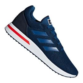 Adidas Run 70S M F34820 kengät laivasto