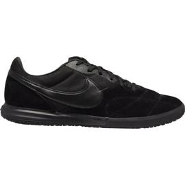 Nike Premier Ii Sala M Ic AV3153 011 jalkapallokengät musta musta