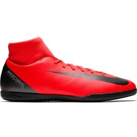 Nike Mercurial Superfly X 6 Club CR7 Ic M AJ3569 600 jalkapallokengät musta, oranssi punainen