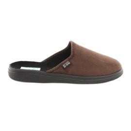 Befado miesten kengät pu 125M008 ruskea