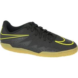 Sisäjalkineet Nike Hypervenomx Phelon Ii Ic Jr 749920-009 musta musta