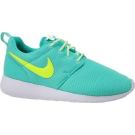 Nike Roshe One Gs W 599729-302 kengät sininen