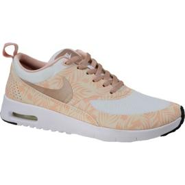 Nike Air Max Thea Print Gs W 834320-100 kengät ruskea