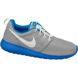 Nike Rosherun Gs W kengät 599728-019 harmaa