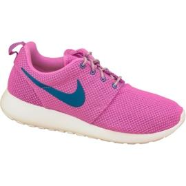 Nike Rosherun W 511882-502 kengät pinkki