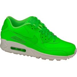 Nike Air Max 90 Ltr Gs W 724821-300 kengät vihreä