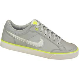 Nike Capri 3 Ltr Gs Jr 579951-010 kengät harmaa