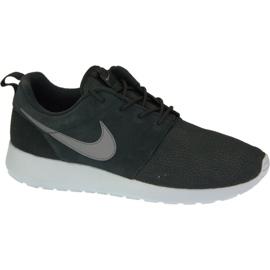 Nike Roshe One Suede M 685280-001 kengät musta