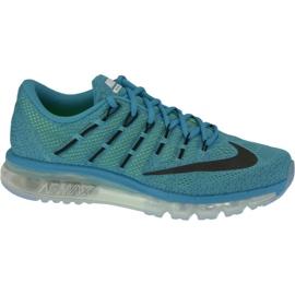 Nike Air Max 2016 M 806771-400 kengät sininen