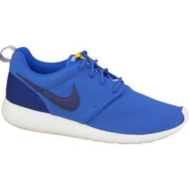 Nike Roshe One Gs W -kengät 599728-417 sininen