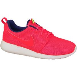 Nike Roshe One Moire W 819961-661 punainen