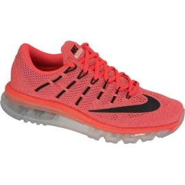 Nike Air Max 2016 kengät 806772-800 punainen