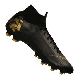Nike Superfly 6 Pro AG-Pro M AH7367-077 kengät musta musta, kulta