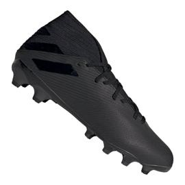 Adidas Nemeziz 19,3 Mg M EF8874 kengät musta musta