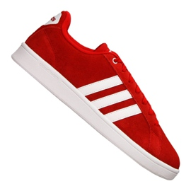 Adidas Cloudfoam Adventage M BB9597 kengät punainen