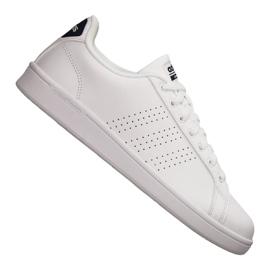 Adidas Cloudfoam Adventage Clean M BB9624 -kengät valkoinen