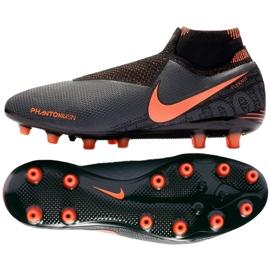 Nike Phantom Vsn Elite Df Ag Pro M AO3261-080 jalkapallokengät musta