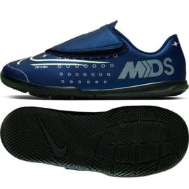 Nike Mercurial Vapor 13 Club Mds Ic PS (V) Jr CJ1176-401 sisäkengät laivasto