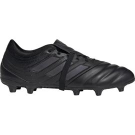 Adidas Copa Gloro 19.2 Fg M F35489 jalkapallokengät musta