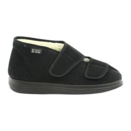 Befado naisten kengät pu 986D011 musta