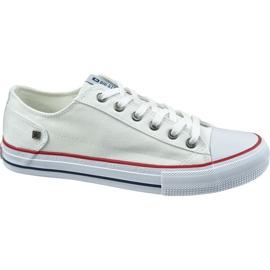 Big Star kengät W DD274336 valkoinen