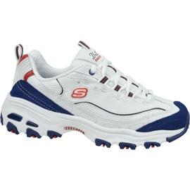Skechers D'Lites W 13148-WNVR kengät valkoinen