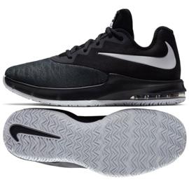 Nike Air Max Infuriate Iii Low AJ5898-001 kengät musta