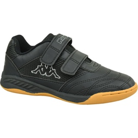 Kappa Kickoff K Jr 260509K-1116 kengät musta