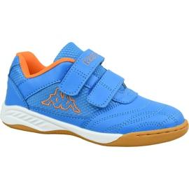 Kappa Kickoff K Jr 260509K-6044 kengät sininen