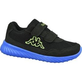 Kappa Cracker Ii Bc K Jr 260687K-1160 kengät musta