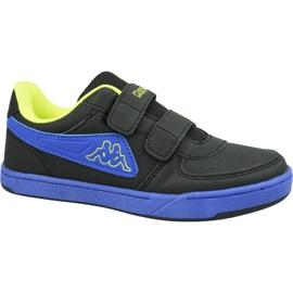Kappa Trooper Ice Jr 260745K-1160 kengät musta
