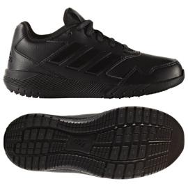 Adidas Alta Run K Jr BA7897 -harjoittelukengät musta