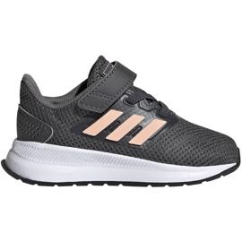 Adidas Runfalcon I Jr EG2224 kengät harmaa