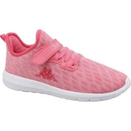 Kappa Gizeh K Jr 260597K-7210 kengät pinkki