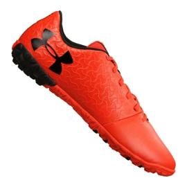 Under Armour Armor Magnetico Select Tf M 3000116-600 jalkapallokengät oranssi punainen